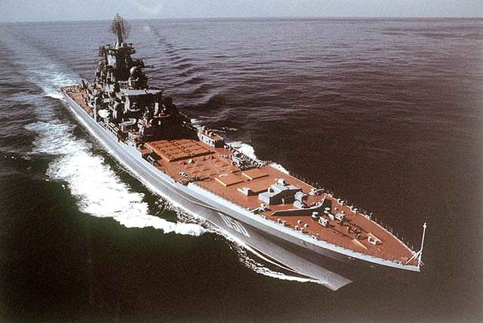 Armamento ruso: Naval