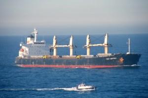 Lancha de Prácticos 6 y Port Estoril