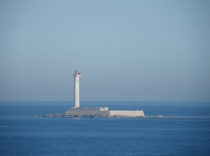Faro de Planier, Marsella