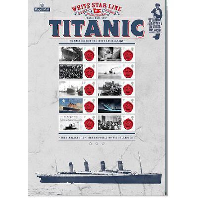 Centenario del Titanic